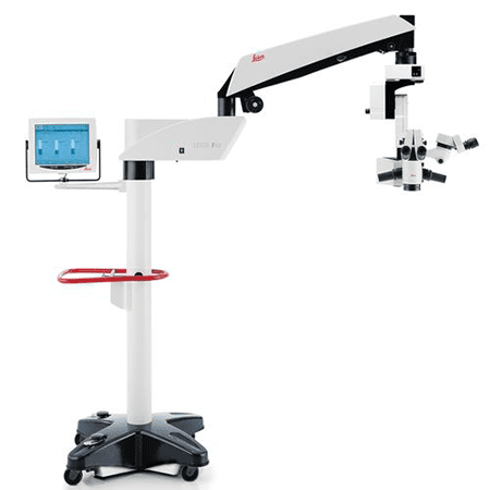 Specialty Equipment Leica Opthalmic Microscope